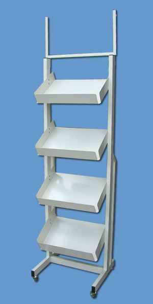Gallery - Retail - News Paper Rack